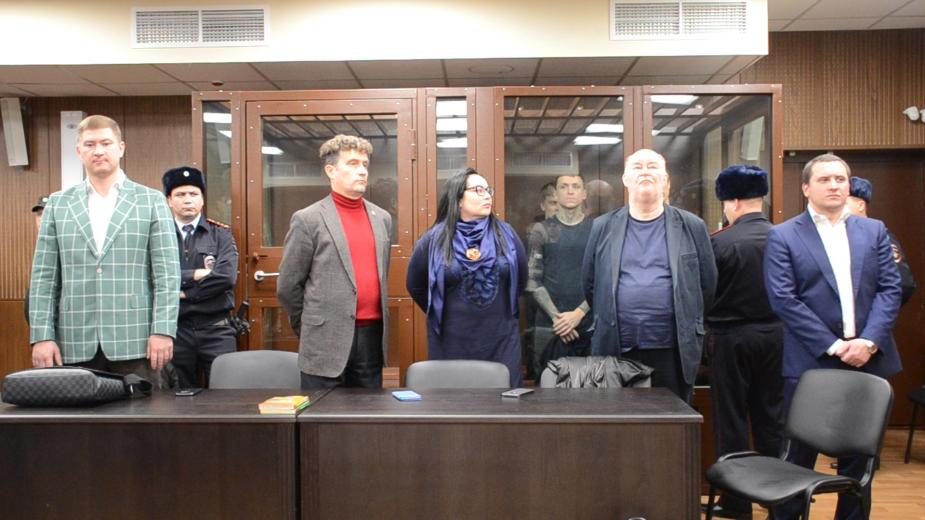 Видео: Тверской районный суд