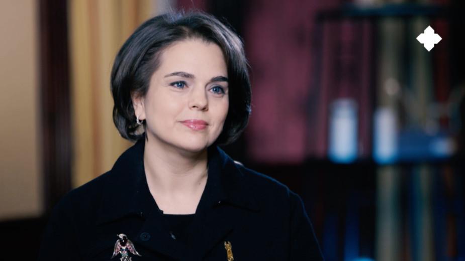 Интервью с Еленой Борисенко