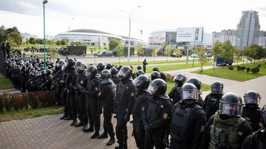 Как прошло шестое протестное воскресенье в Минске