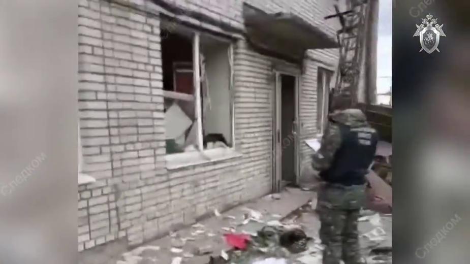 Видео: пресс-служба СКР