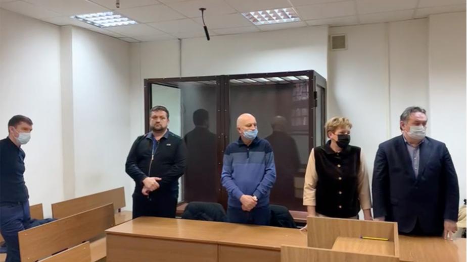 Видео: пресс-служба Замоскворецкого районного суда
