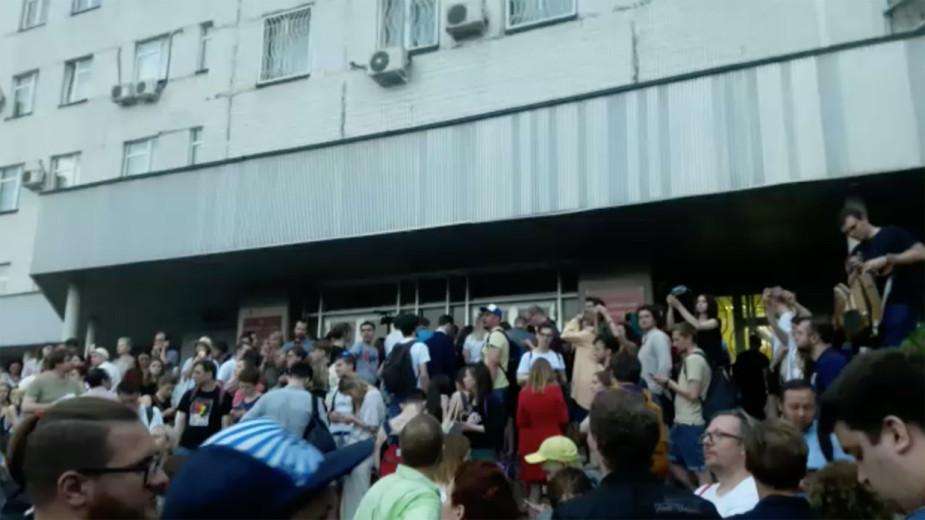 Видео: Мария Истомина / РБК