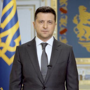 Видео: V_Zelenskiy_official / Telegram