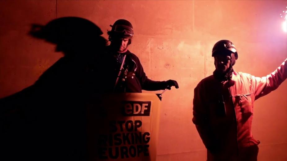 Видео: Greenpeace France / Facebook