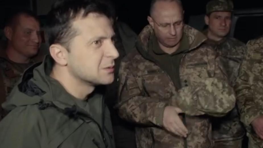 Видео: Владимир Зеленский / Facebook