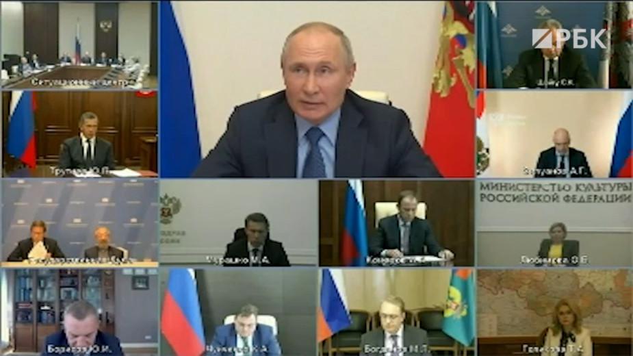 Путин пообещал «выбить зубы» желающим «откусить» Сибирь от России