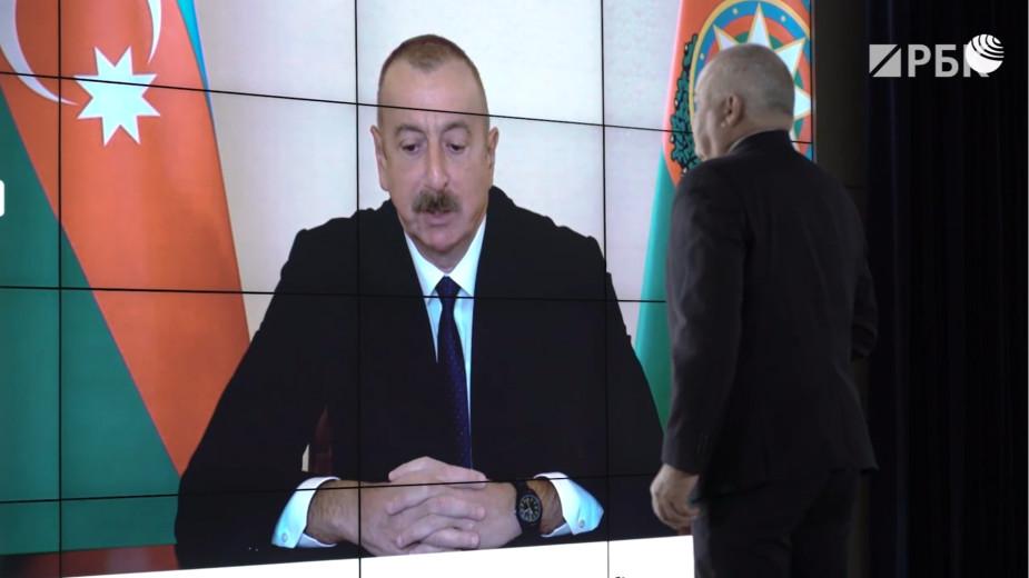 Пашинян и Алиев заявили о готовности провести переговоры в Москве