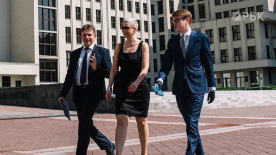 Колесниковой предъявили обвинение в причинении вреда Белоруссии