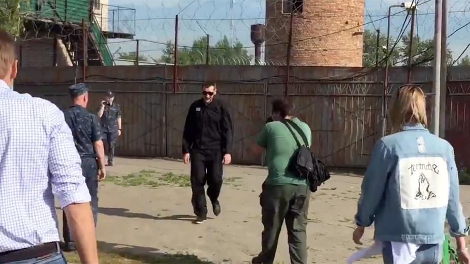 Видео: @alburov / twitter