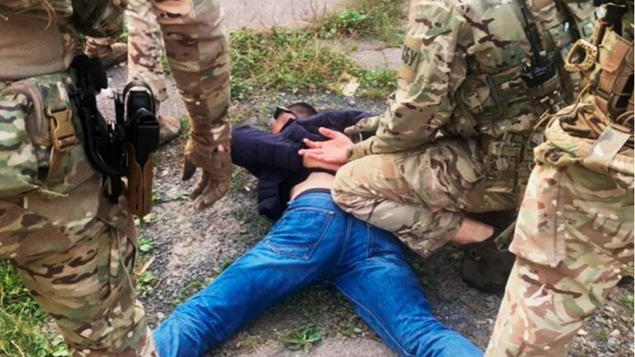 На Украине задержали «агента ФСБ» при подготовке диверсии