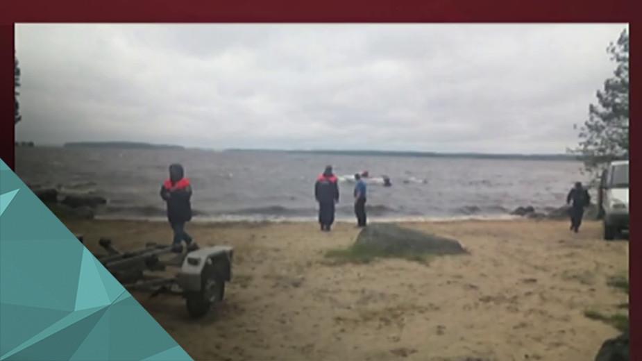 На карельском озере погибли школьники из Москвы