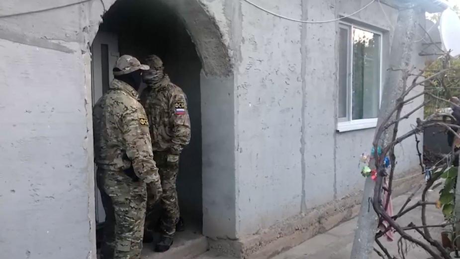 Видео: Пресс-служба Пограничного управления ФСБ по Республике Крым