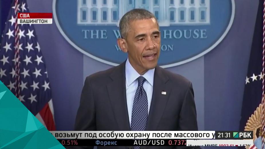 Барак Обама назвал стрельбу в Орландо терактом