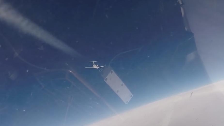 Су-27 перехватил над Балтикой самолеты США и Швеции во время учений НАТО