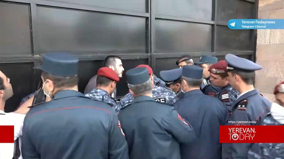 Видео: Yerevan․Today Rus/Telegram