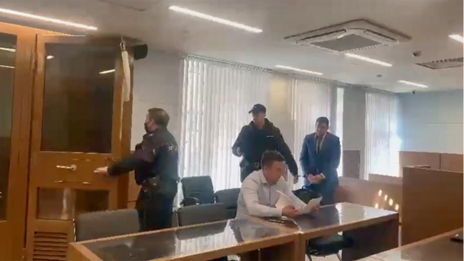 Видео: пресс-служба Пресненского районного суда