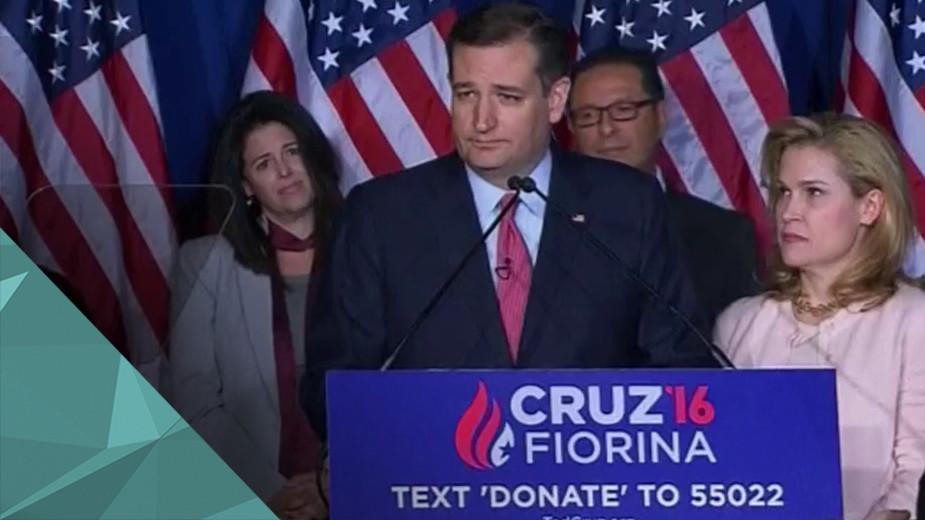 Республиканец Тед Круз вышел из борьбы за пост президента США
