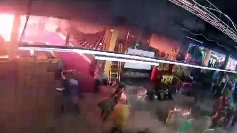 Видео: Инцидент Кемерово / VK