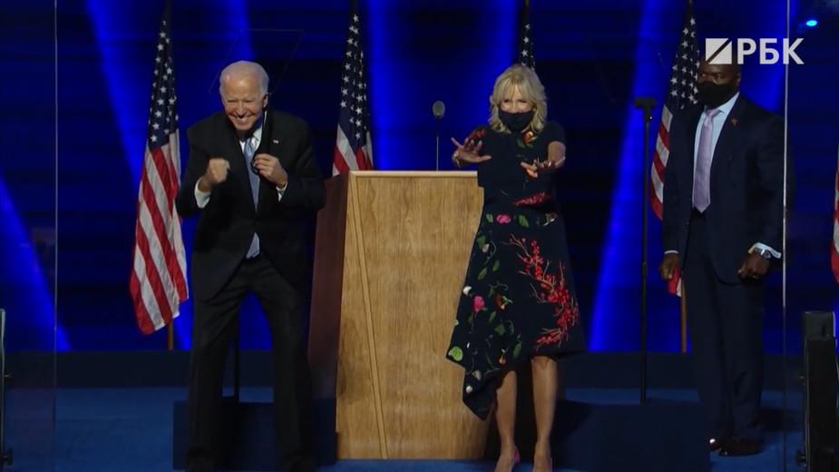 Байден первым в истории получил 80 млн голосов на выборах президента США