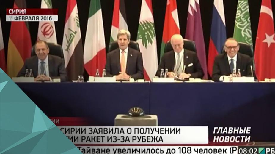 Оппозиция Сирии заявила о получении крупной партии ракет из-за рубежа