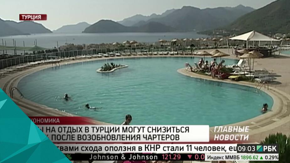 Путевки в Турцию могут подешеветь на треть. Туроператоры ждут снижения цен за счет организации чартерных рейсов, которые возобновятся с 7 июля.