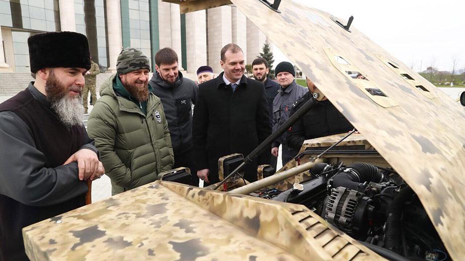 Видео: Рамзан Кадыров / «Вконтакте»