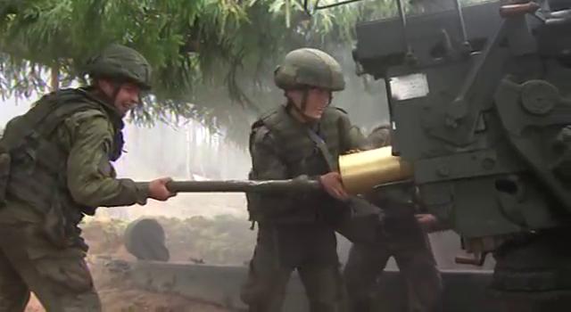 Видео: Минобороны России / YouTube