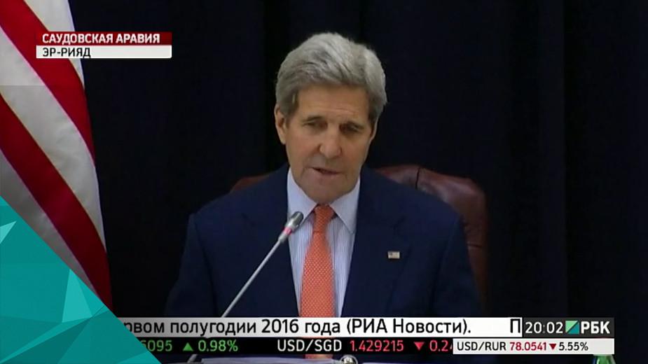 Россия и США выступают за проведение на следующей неделе переговоров по Сирии в Женеве между властями и оппозицией.