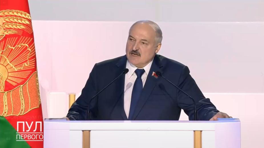 Лукашенко назвал сроки референдума по новой Конституции Белоруссии