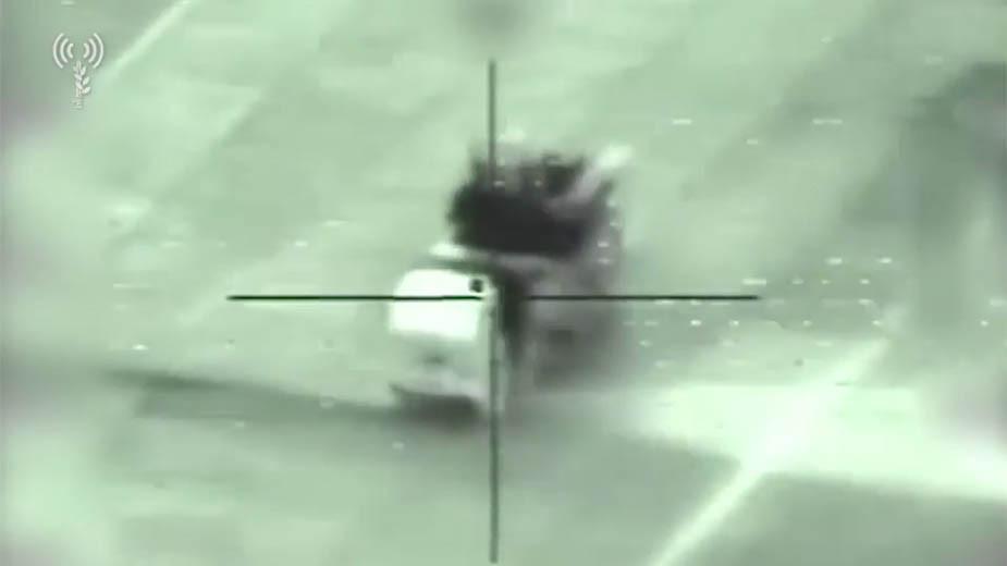 Видео: Пресс-служба армии Израиля / Jpost.com