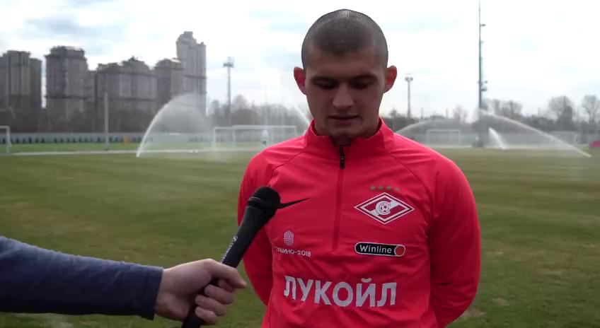 Видео: Официальный сайт «Спартака»