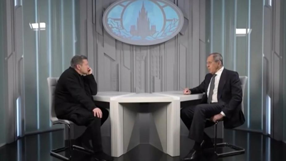 Видео: Соловьев Live/youtube