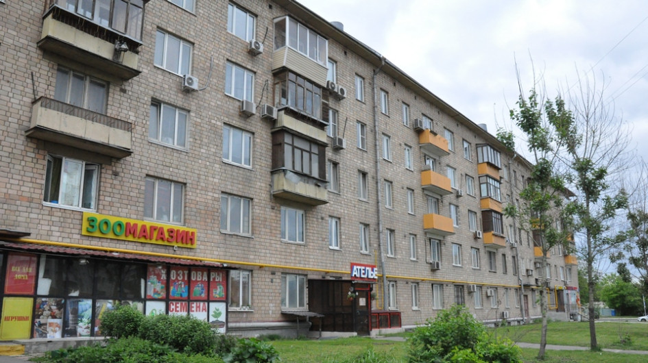 Дом Кирилла Сорокина