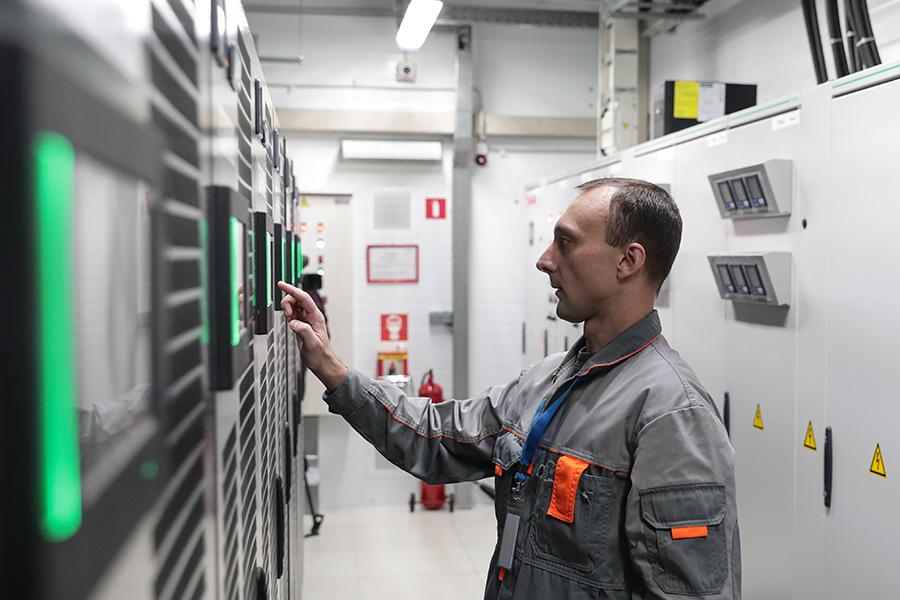 Региональный опорный центр обработки данных «Ростелекома»