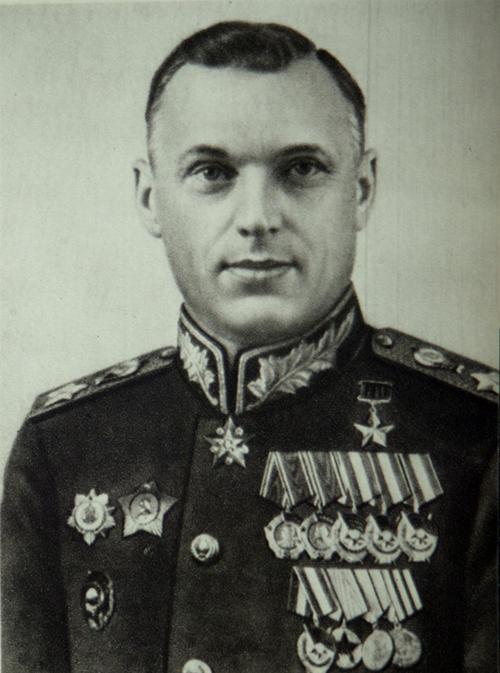 Константин Рокоссовский