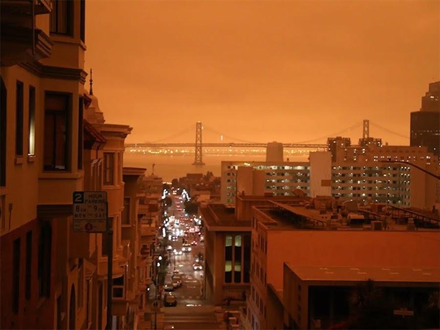Сан-Франциско, 11:15 9 сентября 2020 года