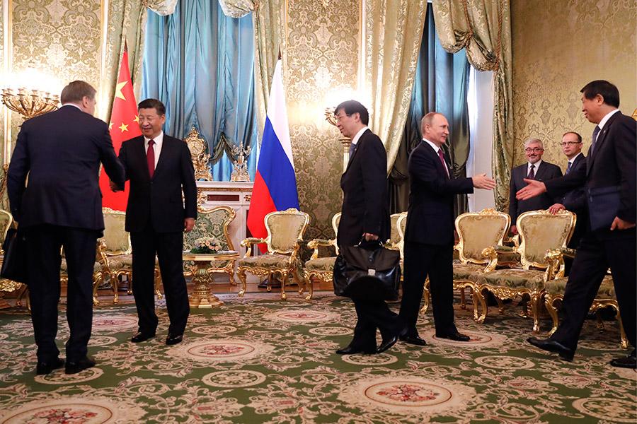 Фото: Михаил Метцель / ТАСС