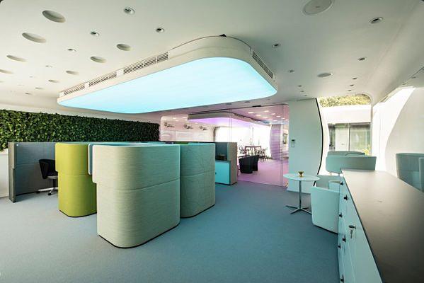 Интерьер «Офиса будущего»