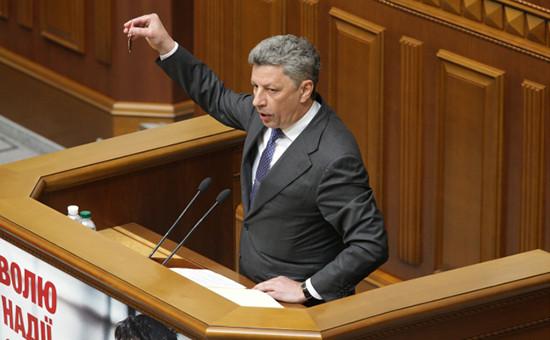Украинский политик Юрий Бойко