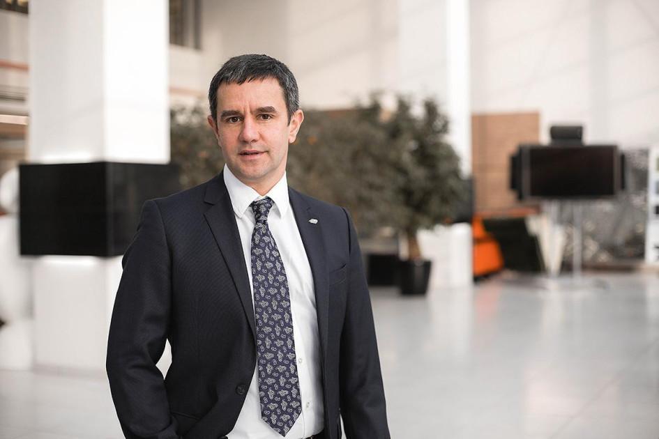 Генеральный директор группы компаний InnoSTage Айдар Гузаиров
