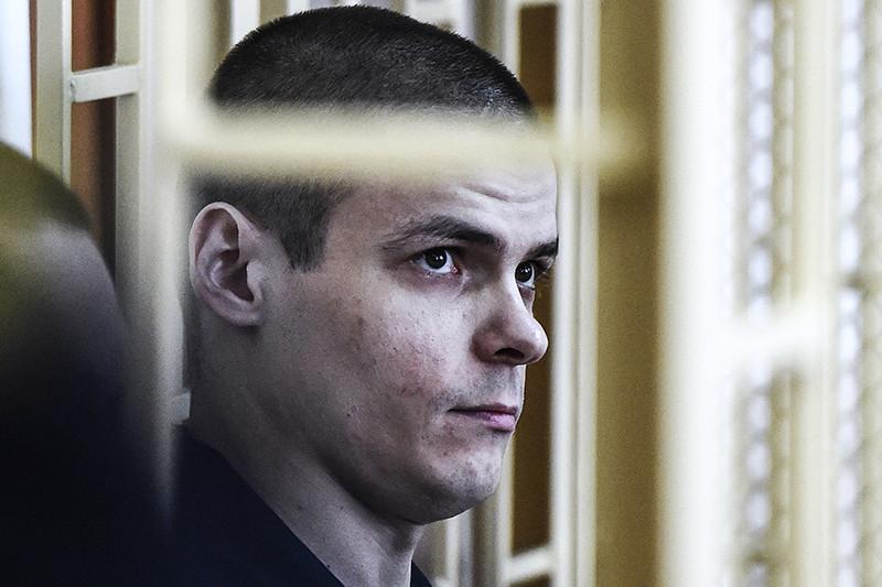 Один изфигурантов дела «приморских партизан» Максим Кириллов