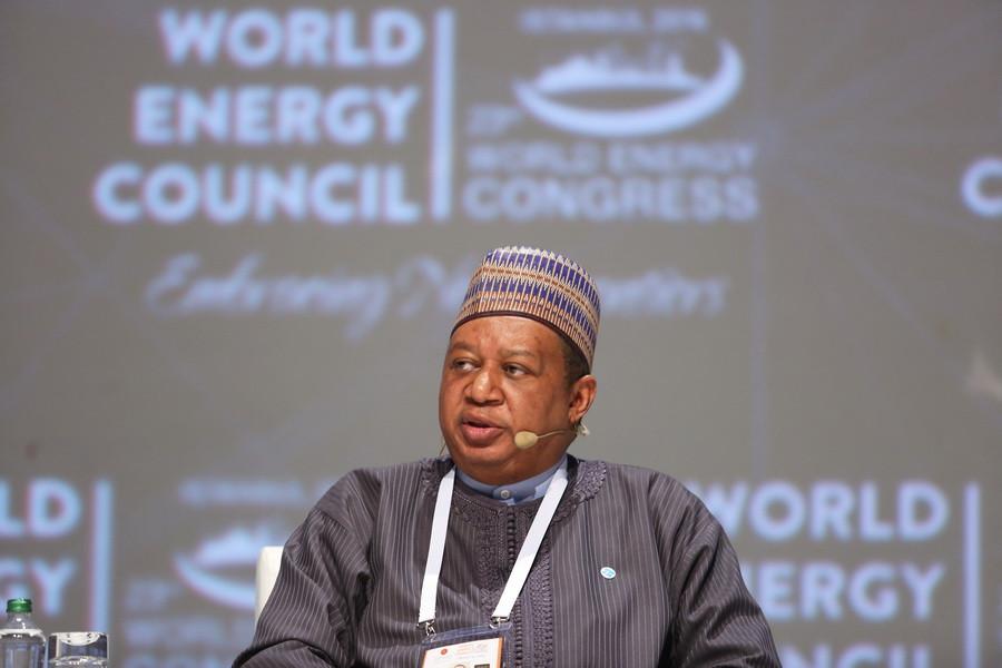 Генеральный секретарь ОПЕК Мохаммед Баркиндо