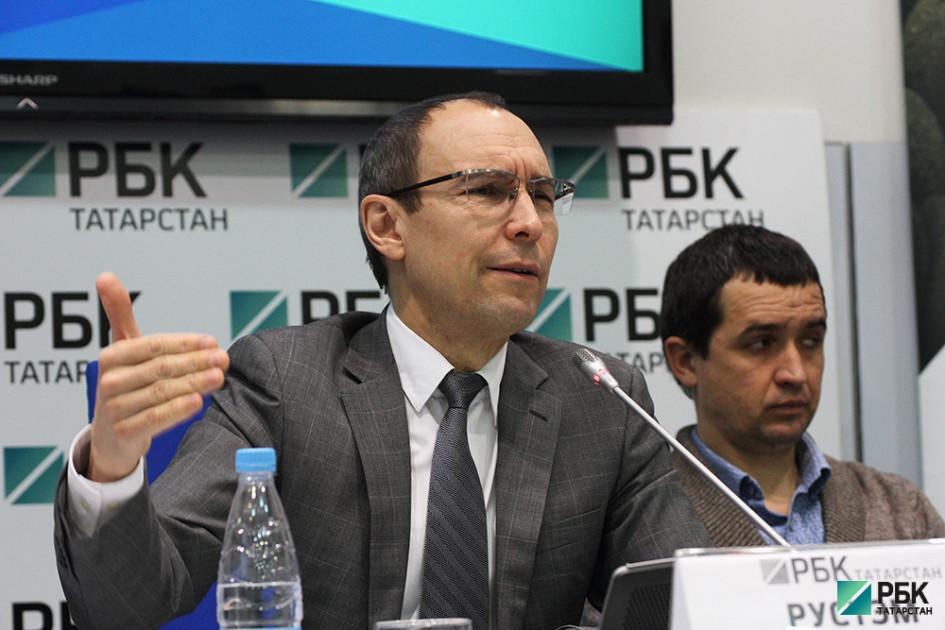 Президент союза страховщиков Татарстана Рустэм Сабиров