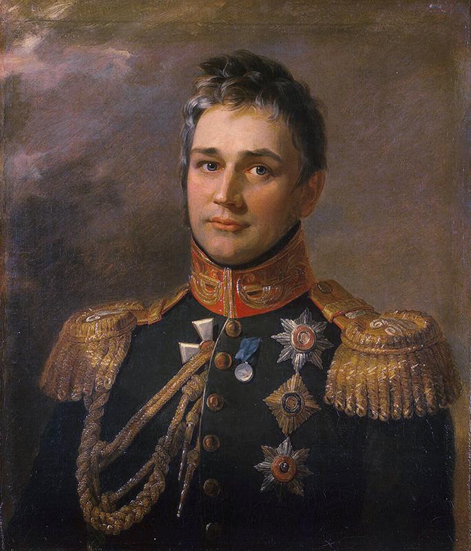 Портрет князя Михаила Воронцова