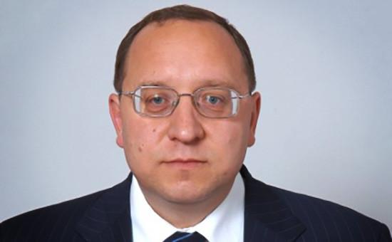 Депутат государственного собрания Мордовии Сергей Сиушов. Фото: gsrm.ru