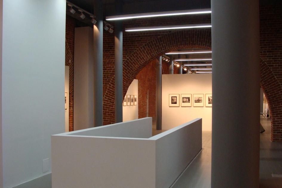 Центр современного искусства в здании Арсенала в Нижнем Новгороде