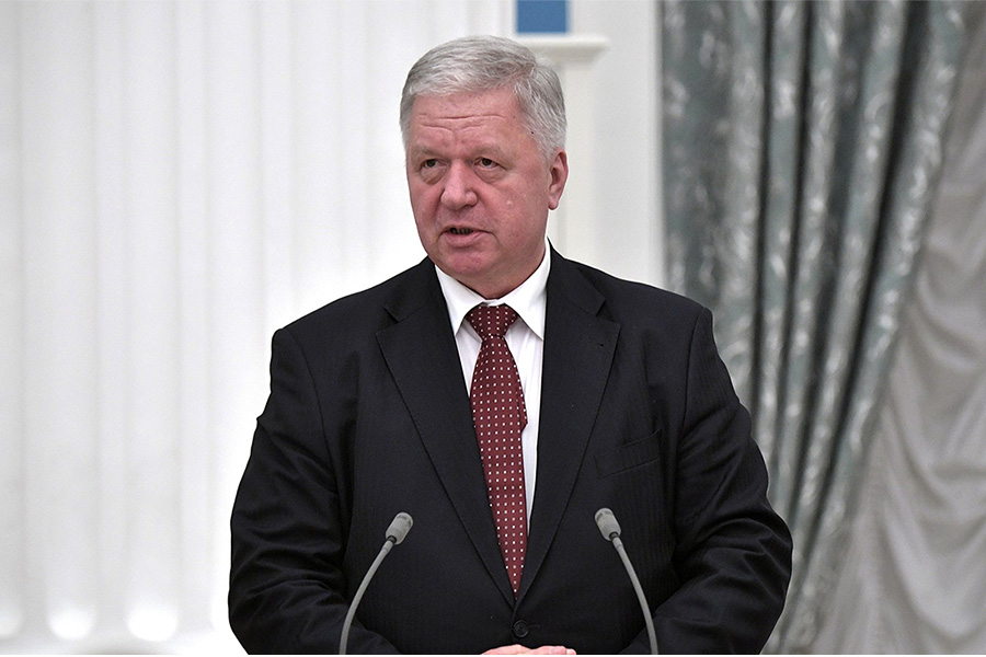 Михаил Шмаков