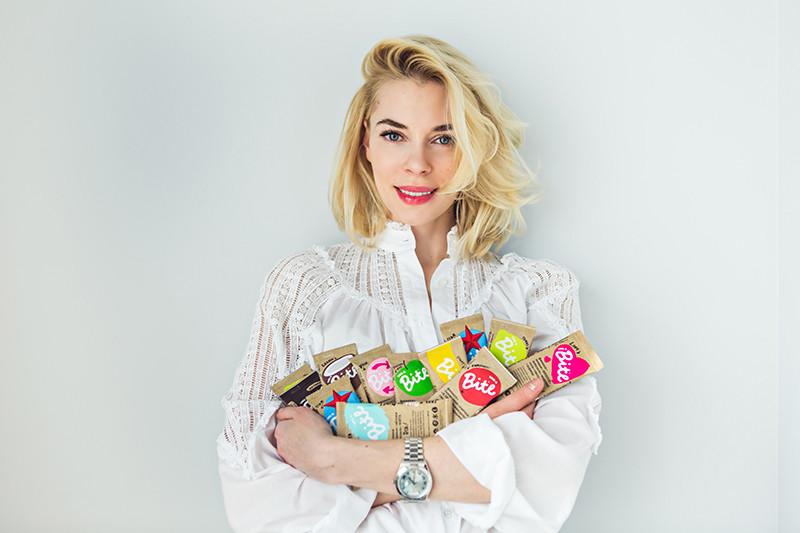 Елена Шифрина, основатель компанииBioFoodLab, выпускающей батончики Bite