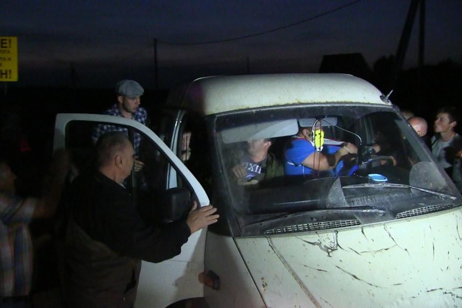 В Подмосковье на встрече с кандидатом в губернаторы произошла стрельба