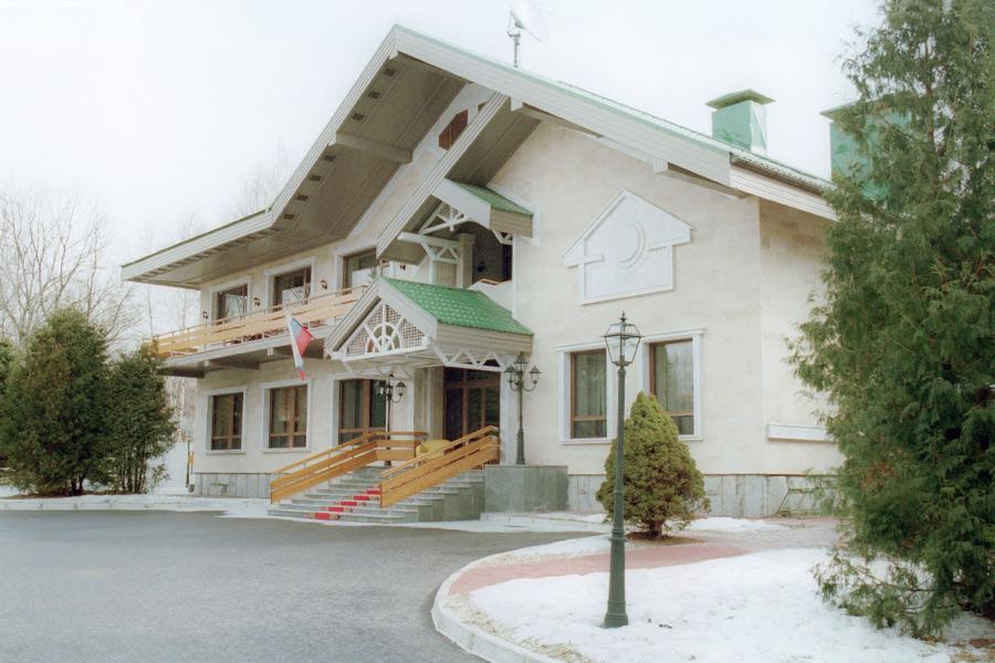 Резиденция «Русь»
